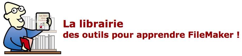 Librairie francophone FileMaker