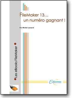 eBook FileMaker 13, un numéro gagnant !