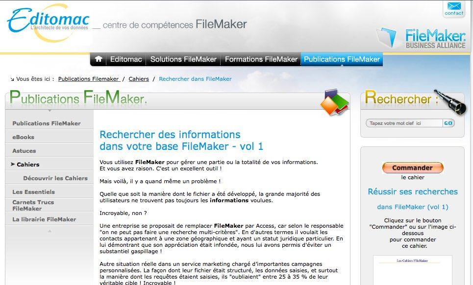 Site Editomac